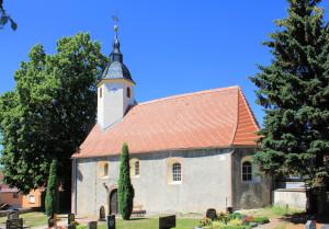 Kobershain, Ev. Pfarrkirche