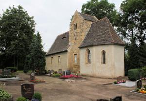 Köchstedt, Ev. Kirche Heiligkreuz