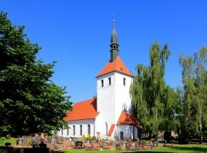 Köhra, Ev. Pfarrkirche