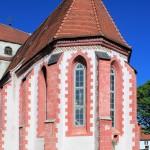 Kölsa, Ev. Pfarrkirche, Chor