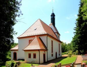 Königsfeld, Ev. Pfarrkirche