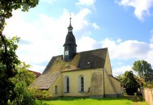 Körlitz, Ev. Pfarrkirche