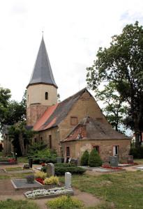 Kösseln, Ev. Kirche