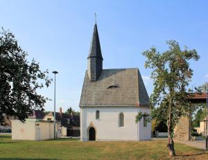 Kötzschlitz, Ev. Kapelle St. Anna