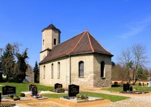 Krensitz, Ev. Pfarrkirche