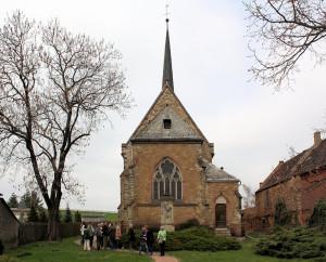 Kriechau, Ev. Kirche