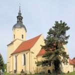 Krippehna Ev. Pfarrkirche St. Lukas