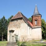 Krössuln, Ev. Kirche