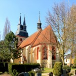 Krostitz, Ev. Pfarrkirche St. Laurentius