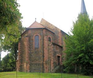 Ev. Pfarrkirche Krummenhennersdorf