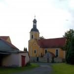 Kühnitzsch, Ev. Pfarrkirche