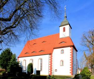 Kühren, Ev. Pfarrkirche