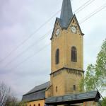 Kunitz, Ev. Pfarrkirche St. Martin