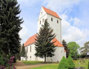 Laas, Ev. Pfarrkirche