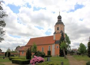 Lampersdorf, Ev. Pfarrkirche