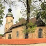 Lampertswalde. Ev. Pfarrkirche