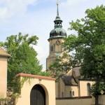 Lampertswalde, Ev. Pfarrkirche