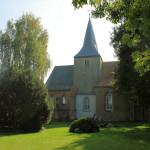 Langendorf (Elsteraue), Ev. Kirche