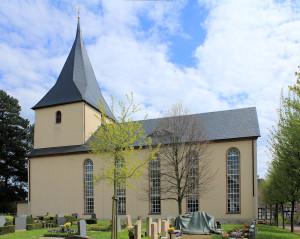 Langenleuba-Oberhain, Ev. Kirche Oberhain