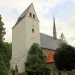 Langhennersdorf, Ev. Pfarrkirche