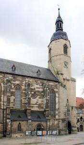 Laucha/Unstrut, Ev. Stadtkirche St. Mariae