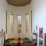 Laucha/Unstrut, Ev. Stadtkirche, Schiff