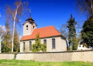 Ev. Pfarrkirche Laue