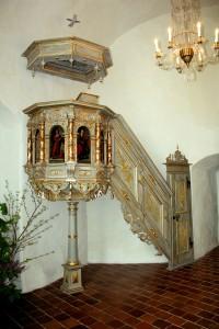 Lauenstein, Schlosskapelle