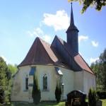 Lausa, Ev. Pfarrkirche