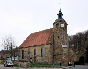 Leißling, Ev. Kirche