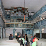 Leißling, Ev. Kirche, Orgel