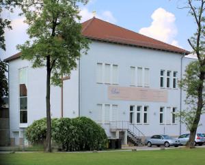 Leipzig, Zentrum-Ost, Gemeindezentrum ELIM