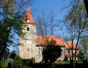 Thekla, Pfarrkirche Hohen-Thekla