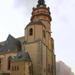 Ev. Nikolaikirche Leipzig, Westwerk
