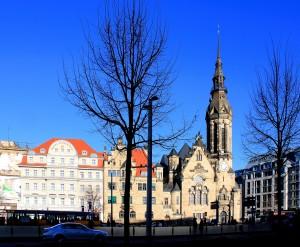 Zentrum-Nord, Reformierte Kirche