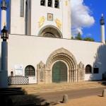 Zentrum-Südost, Russische Kirche, Portal