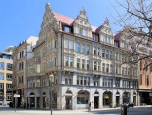 Haus der Kirche Leipzig