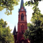 Volkmarsdorf, Ev. Lukaskirche