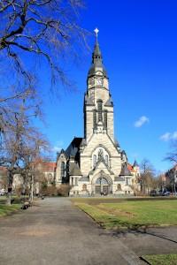 Leipzig (Zentrum-Nord), Ev. Michaeliskirche