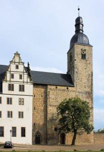 Leitzkau, ehem. Stiftskirche St. Marien, Petrus und Eleutherius