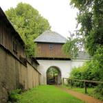 Leubsdorf, Friedhofstor