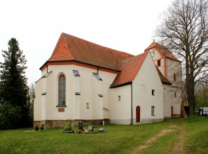 Leulitz, Ev. Pfarrkirche St. Laurentius