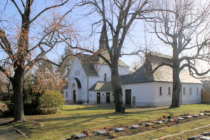 Friedhofskapelle Leutzsch