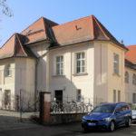 Leutzsch, Kirchgemeindehaus