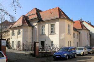 Kirchgemeindehaus Leutzsch