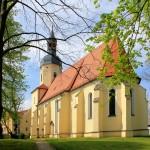 Liebertwolkwitz, Ev. Pfarrkirche