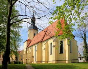 Liebertwolkwitz, Ev. Pfarrkirche, Chor