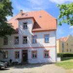Liebertwolkwitz, Pfarrhaus