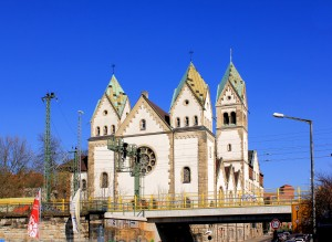 Neu-Lindenau, Kath. Liebfrauenkirche