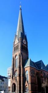 Lindenau, Ev. Nathanaelkirche